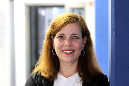 Melanie Saber