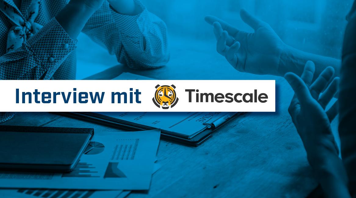 Interview mitMike Freedman,Co-Founder und CTOvonTimescale