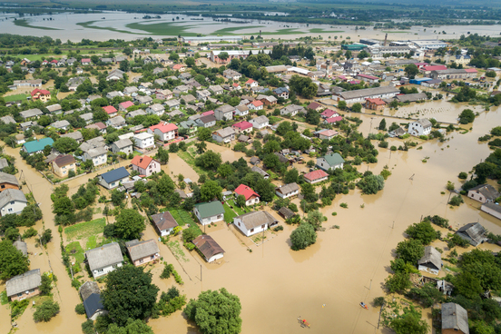 aerial-view-flooded-houses
