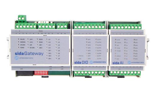 IIot-Hardware und verschiedene Verwendungen